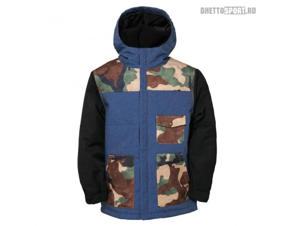 Куртка 686 2015 Authentic Revert Indigo M