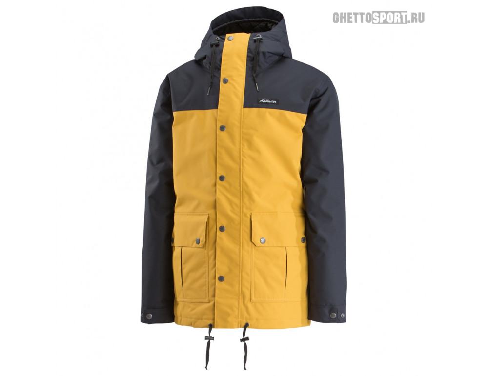 Куртка Airblaster 2019 Grampy Jacket Black/Gold