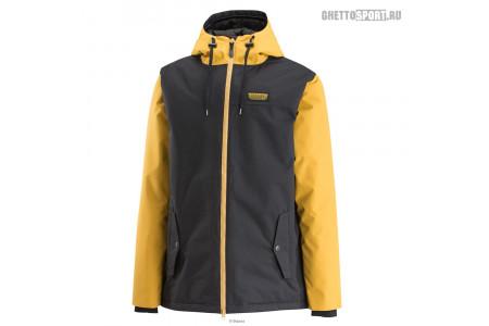 Куртка Airblaster 2019 Toaster Jacket Black/Gold S