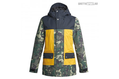 Куртка Airblaster 2020 Heartbreaker Jacket Og Dino Gold