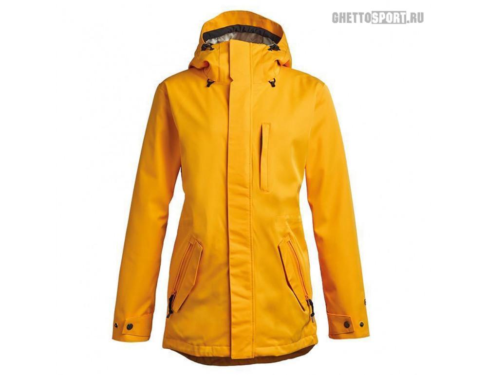 Куртка Airblaster 2020 Nicolette Jacket Sungold