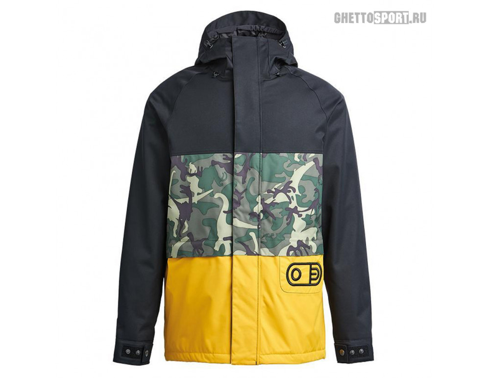 Куртка Airblaster 2020 Yeti Stretch Jacket Og Dino Gold