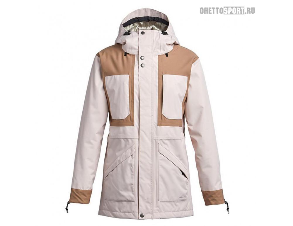 Куртка Airblaster 2020 Lady Storm Cloak Blush Antler M