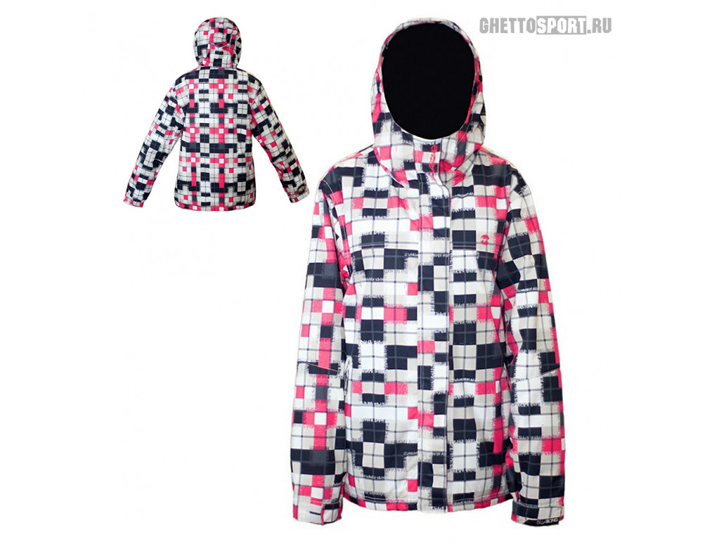 Куртка Billabong 2013 Jelly Cherry/Wood L