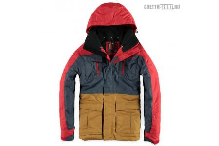 Куртка Brunotti 2013 Mannings Tomato XL