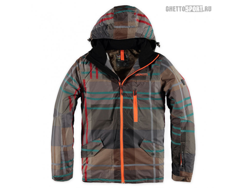 Куртка Brunotti 2015 Mariko Teal M