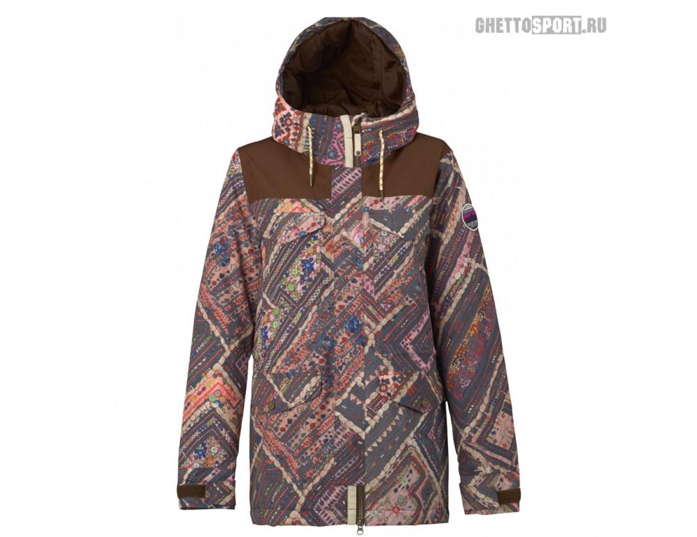 Куртка Burton 2016 Freemond Wander Cult Assorted S