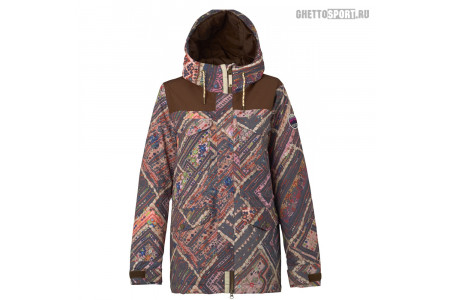 Куртка Burton 2016 Freemond Wander Cult Assorted S