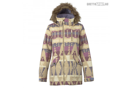 Куртка Burton 2016 Hazel Vision Quest Assorted S