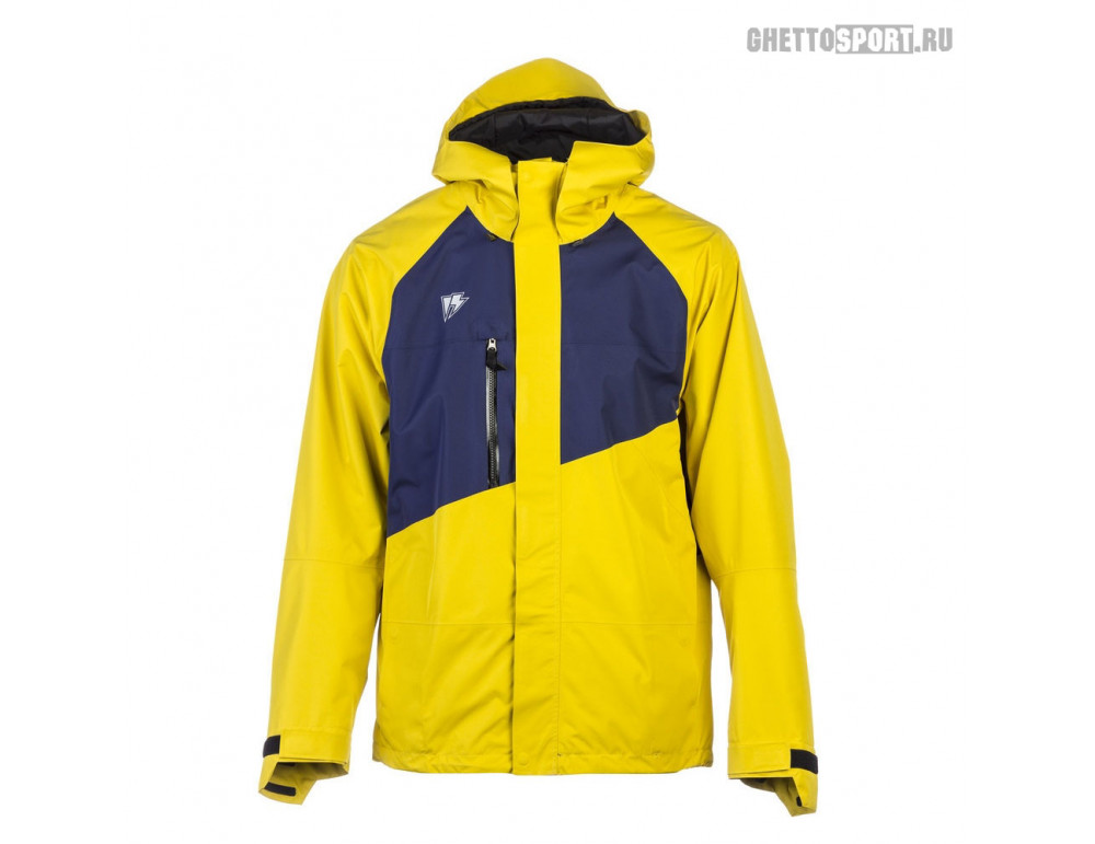 Куртка Homeschool 2015 Vices Jacket 724 Anodize/Chasm