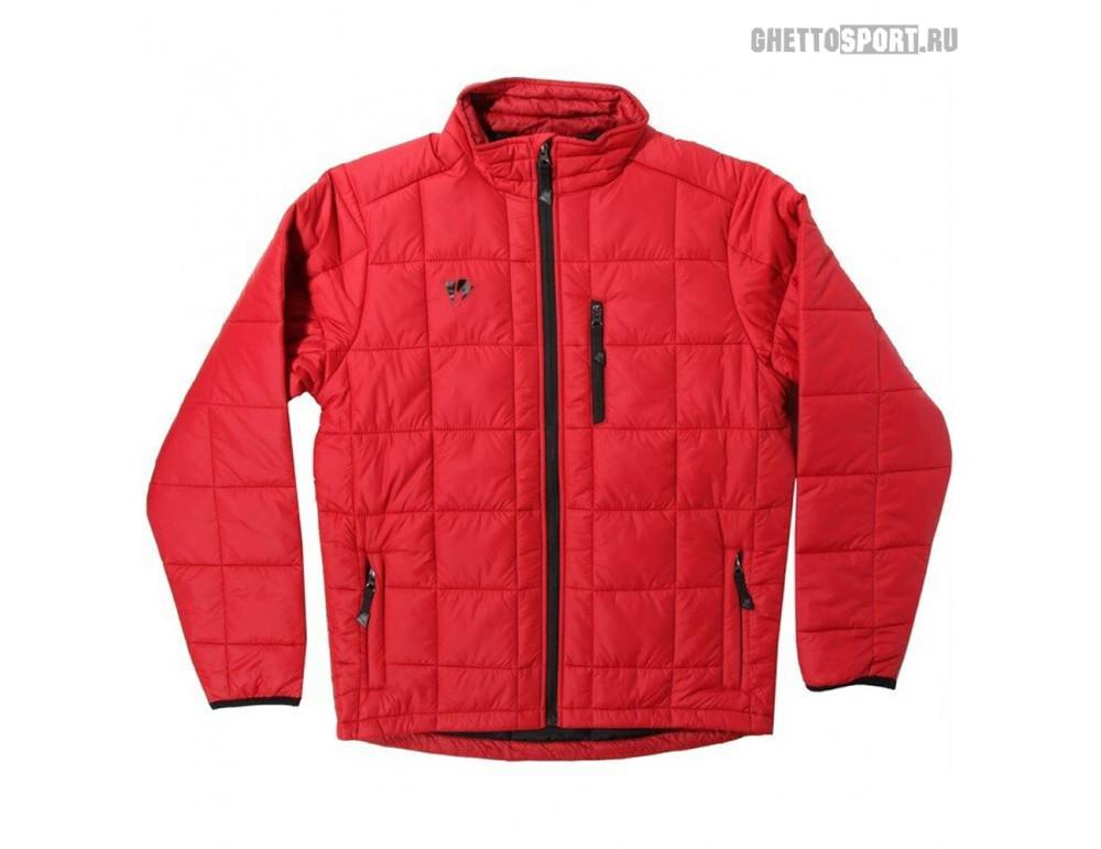 Куртка Homeschool 2014 Further Forward Puffy 620 Plasma