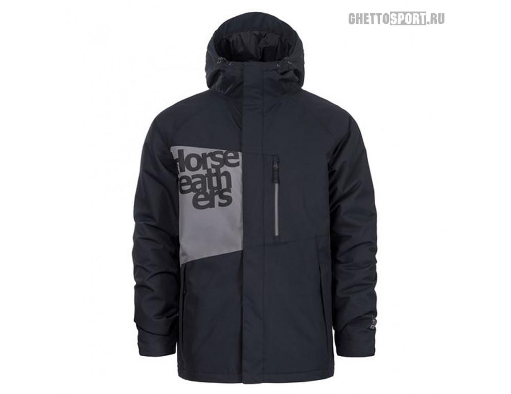 Куртка Horsefeathers 2020 Clapton Jacket Black