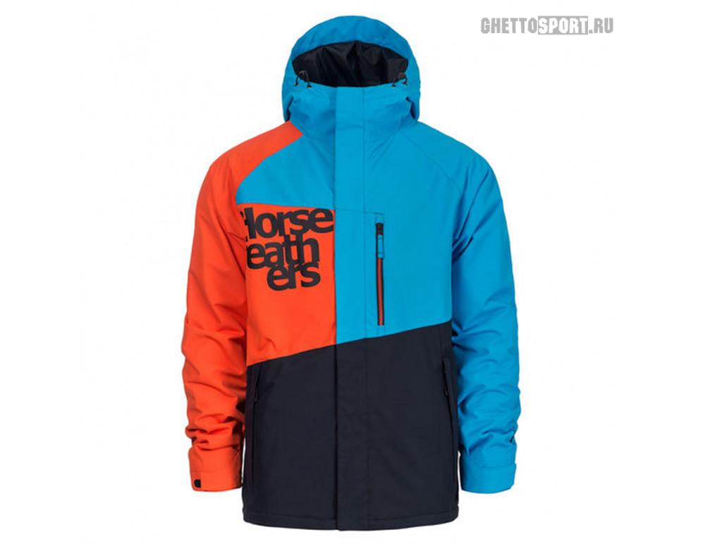Куртка Horsefeathers 2020 Clapton Jacket Blue