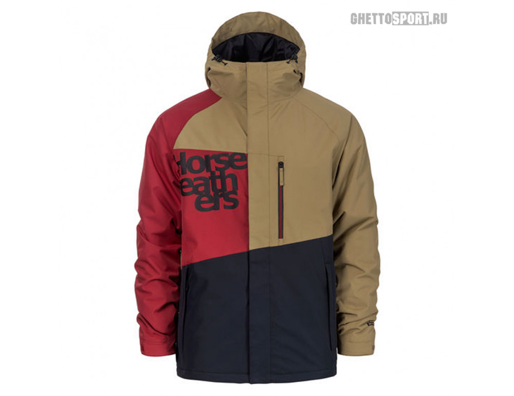 Куртка Horsefeathers 2020 Clapton Jacket Kelp XL