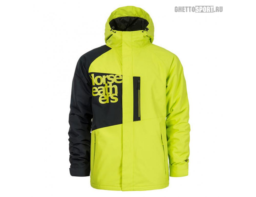 Куртка Horsefeathers 2020 Clapton Jacket Lime