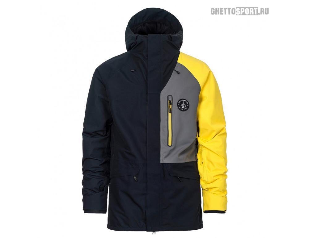 Куртка Horsefeathers 2020 Keegan Atrip Jacket Black L