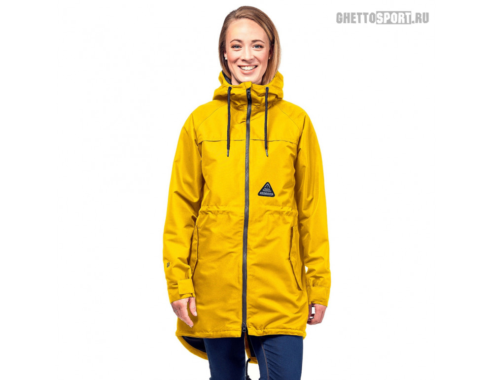 Куртка Horsefeathers 2020 Luann Jacket Lemon