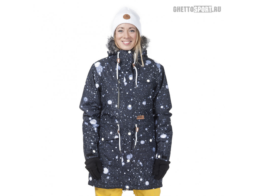 Куртка Horsefeathers 2020 Luann Jacket Snowflakes M