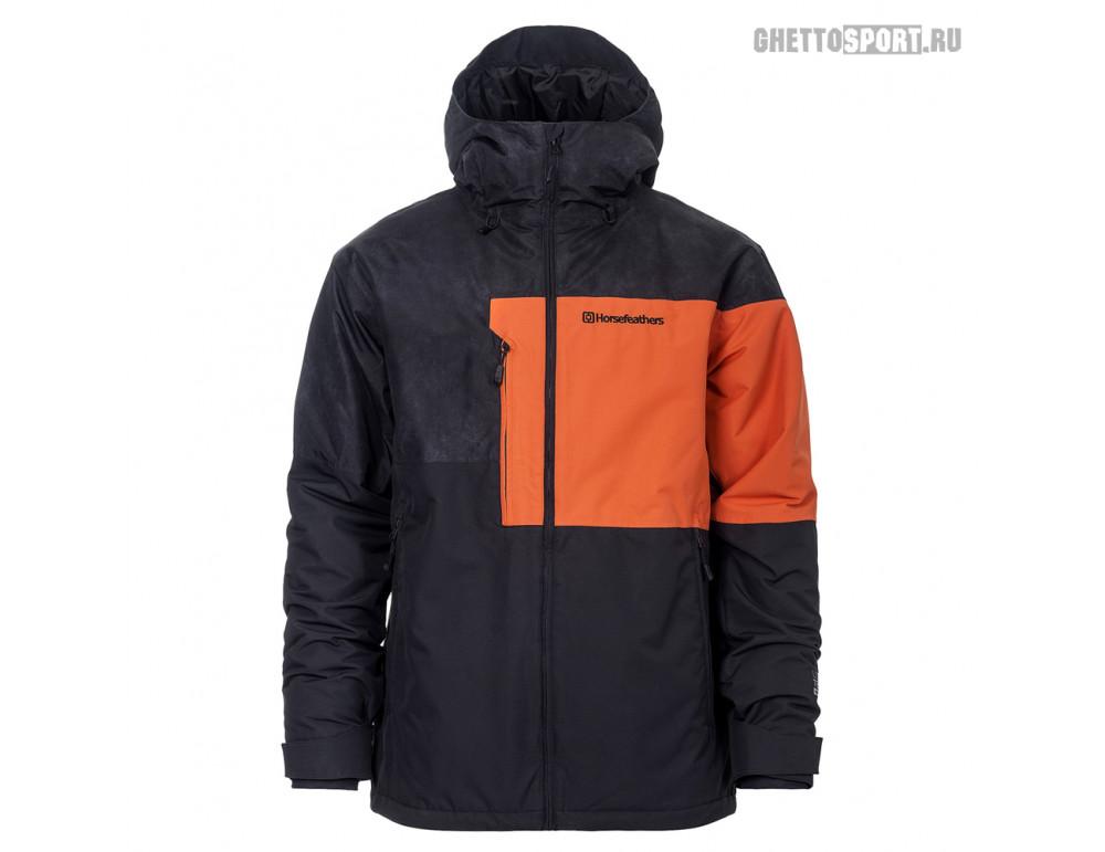 Куртка Horsefeathers 2020 Mallard Jacket Jaffa Orange