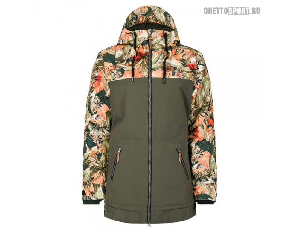 Куртка Horsefeathers 2020 Ofelia Jacket Jungle