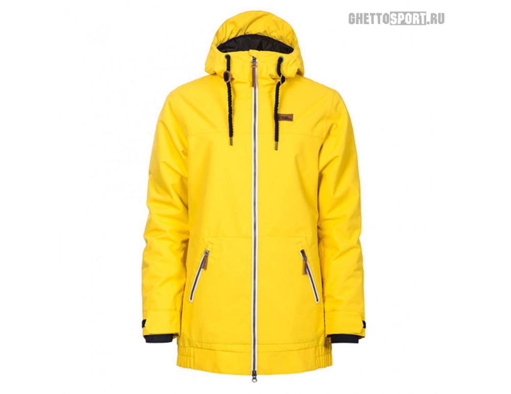 Куртка Horsefeathers 2020 Ofelia Jacket Lemon