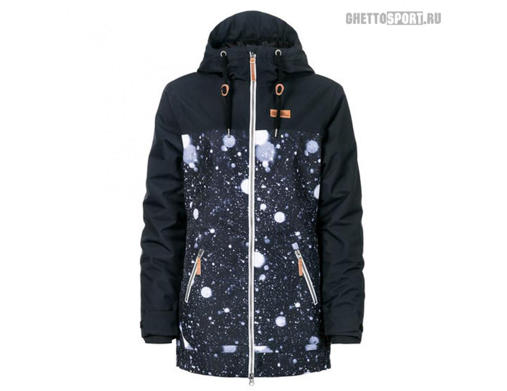 Куртка Horsefeathers 2020 Ofelia Jacket Snowflakes