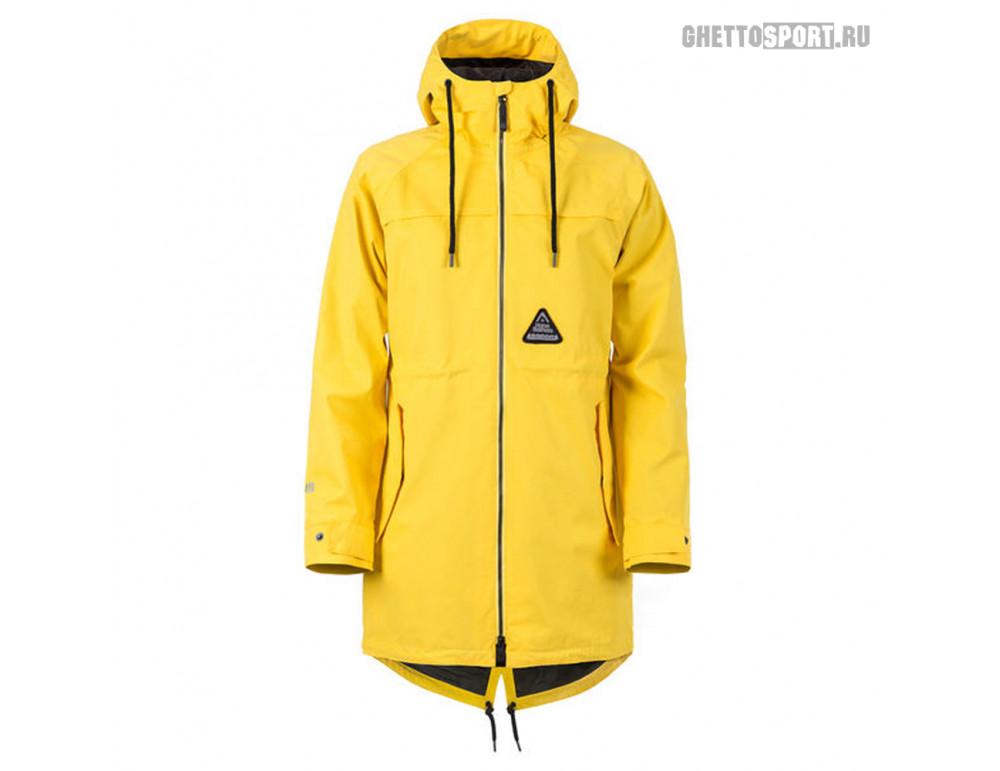 Куртка Horsefeathers 2020 Palma Jacket Lemon