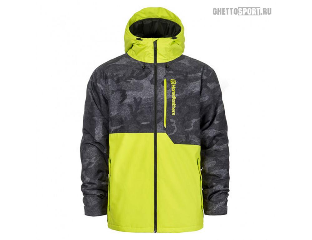 Куртка Horsefeathers 2020 Wright Jacket Lime