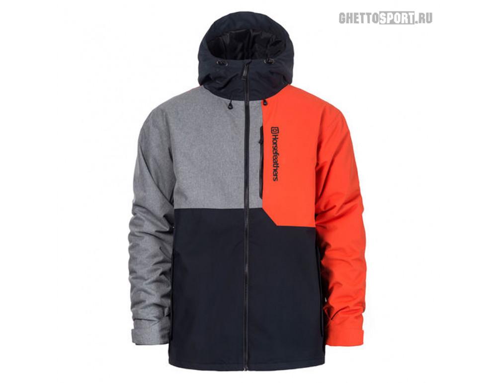 Куртка Horsefeathers 2020 Wright Jacket Red/Orange