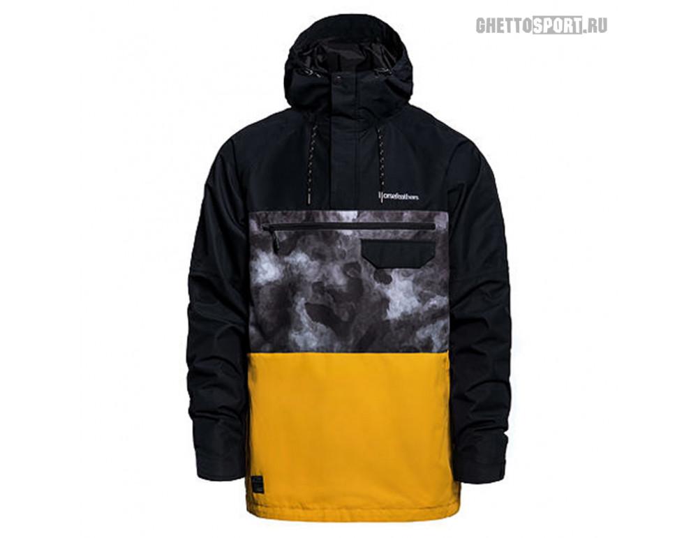 Куртка Horsefeathers 2021 Norman Jacket Golden Yellow