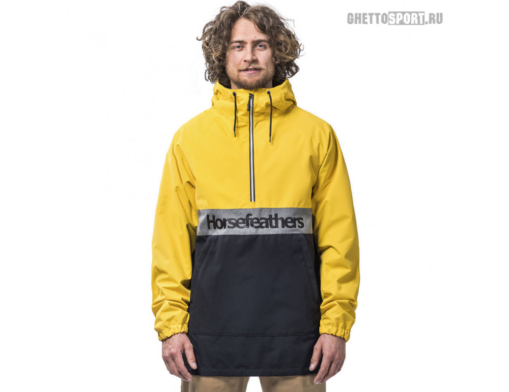 Куртка Horsefeathers 2021 Perch Jacket Lemon