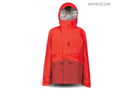 Куртка Nitro 2019 Glades Siren/Merlot Red M
