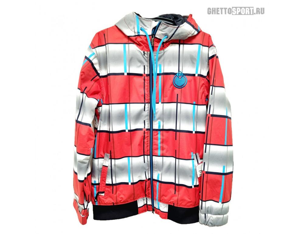 Куртка Nomis 2012 Simon Red/White/Black/Blue L