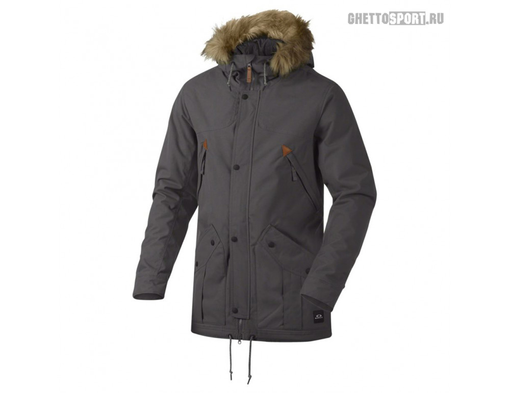 Куртка Oakley 2018 Silver Horse Parka Forged Iron M