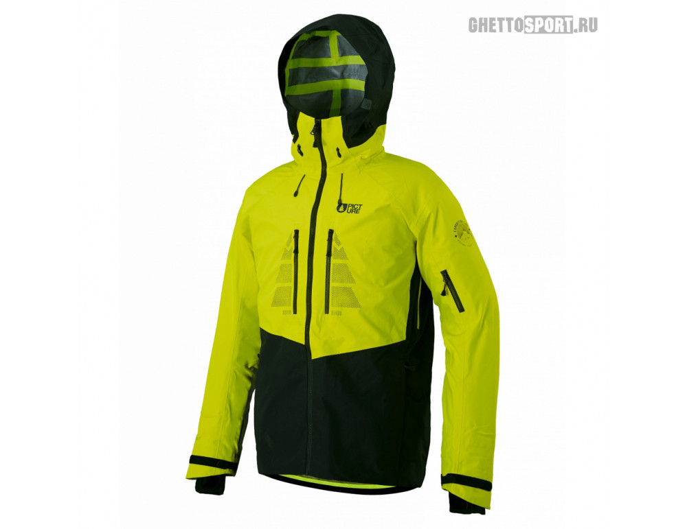Куртка Picture Organic 2019 Welcome Yellow L