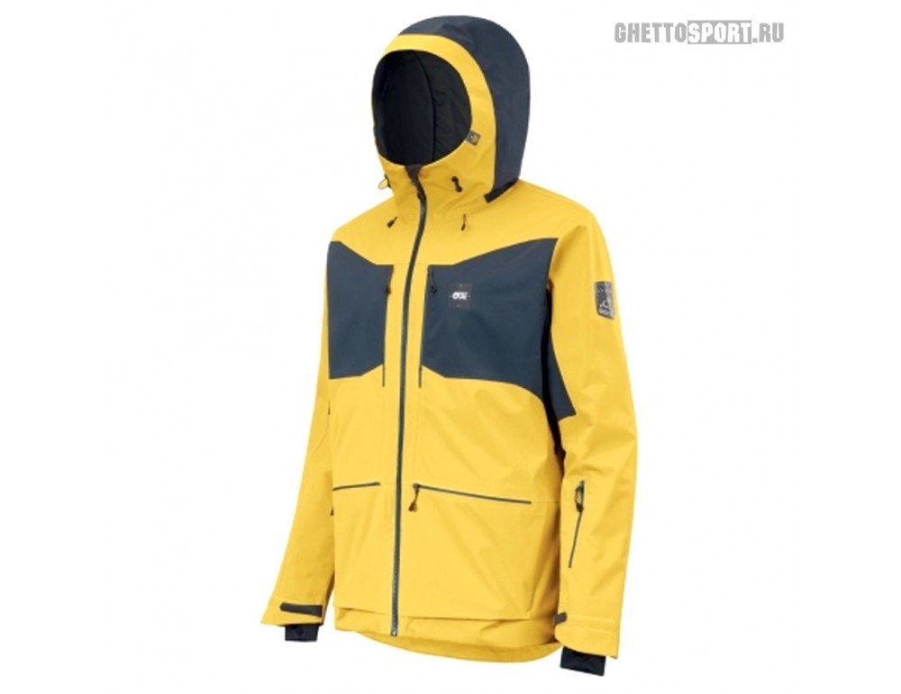Куртка Picture Organic 2021 Naikoon Jkt C Safran