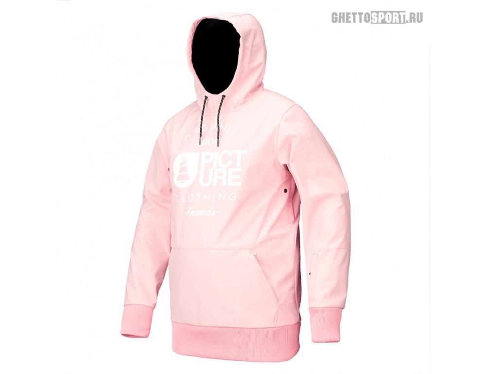 Куртка Softshell Picture Organic 2020 Parker Jkt Pink