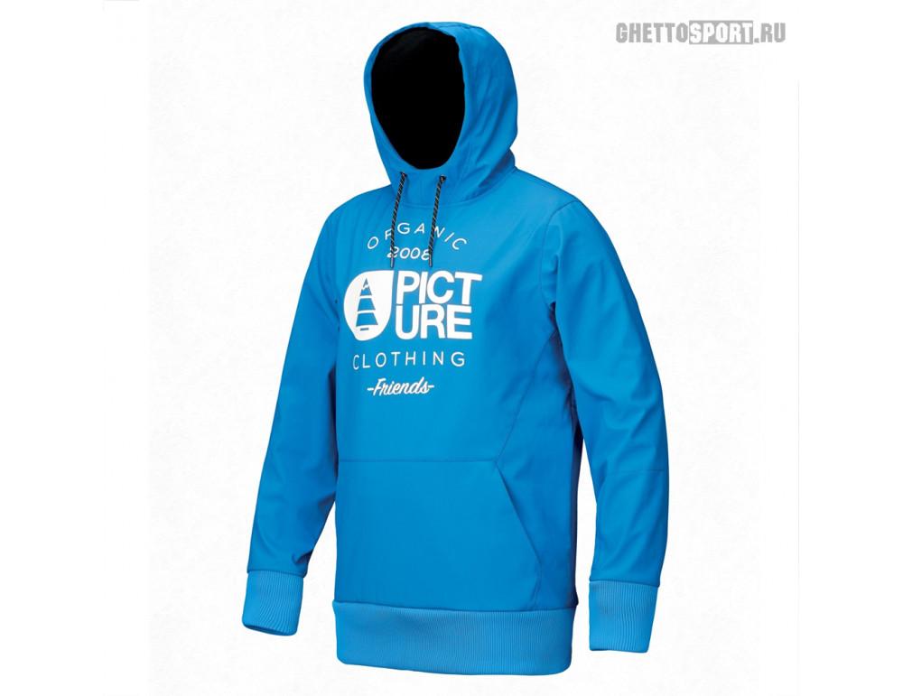 Куртка Softshell Picture Organic 2020 Parker Jkt Blue