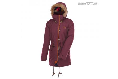 Куртка Picture Organic 2018 Katniss Jkt Burgundy