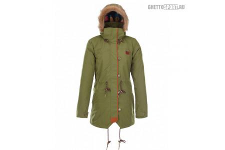 Куртка Picture Organic 2018 Katniss Jkt Green Olive L