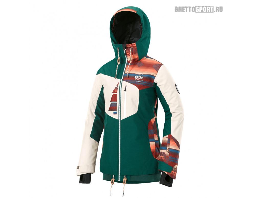 Куртка Picture Organic 2019 Lander Jkt Emerald