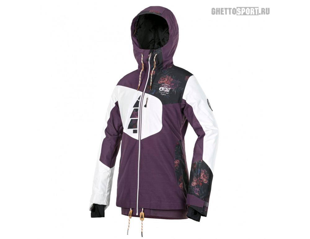 Куртка Picture Organic 2019 Lander Jkt Purple