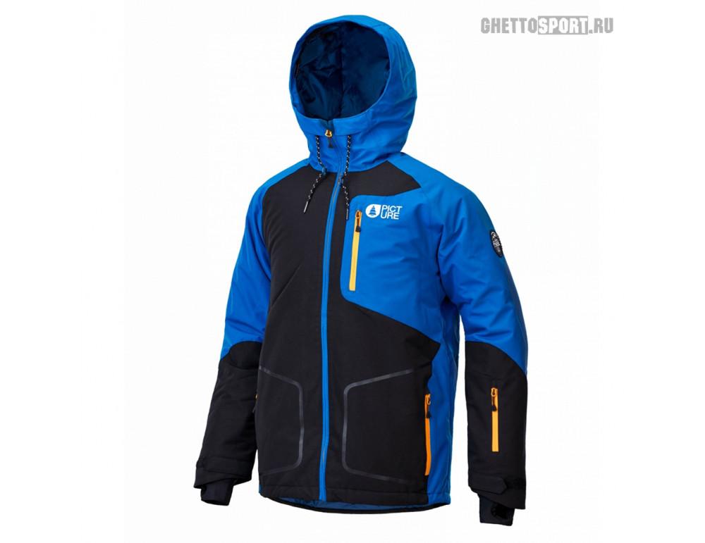 Куртка Picture Organic 2019 Legender Jkt Blue