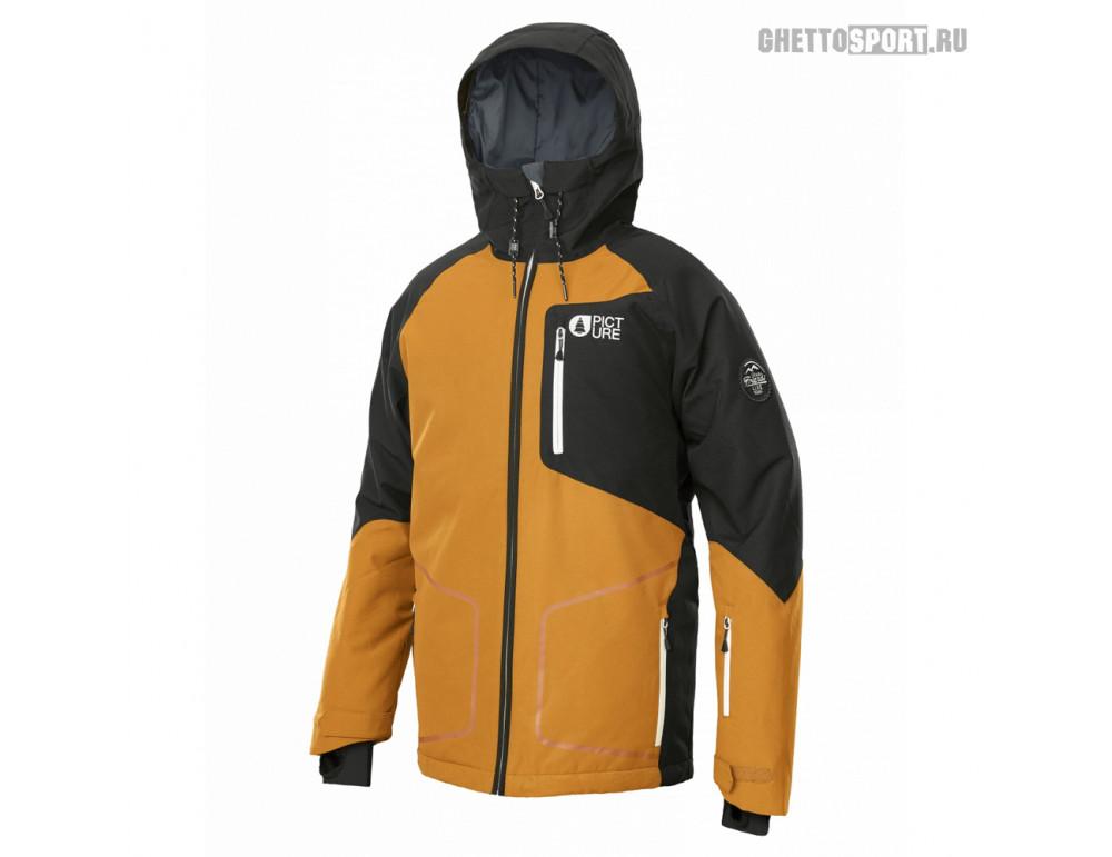Куртка Picture Organic 2019 Legender Jkt Brown XL