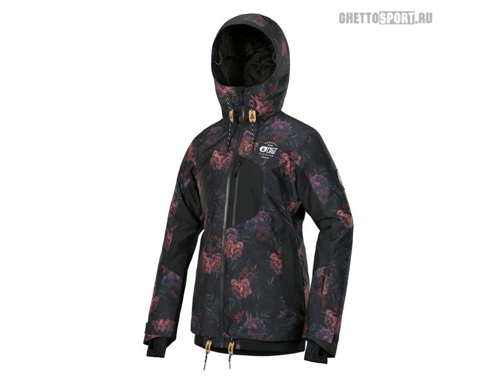 Куртка Picture Organic 2019 Milk Jkt Flower Print M