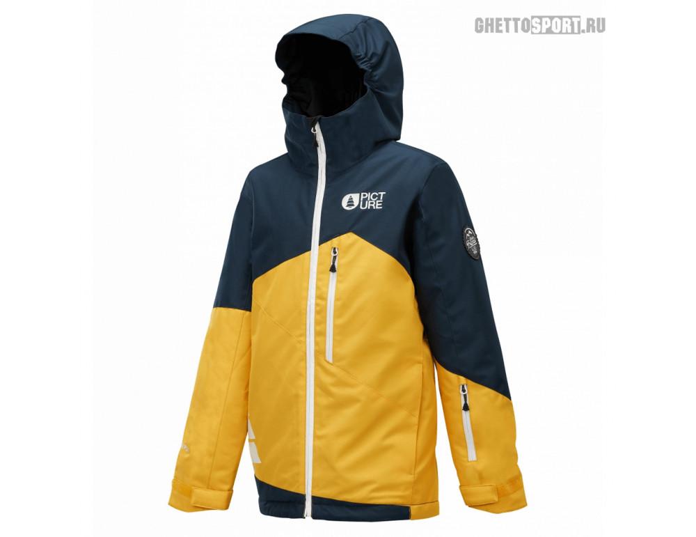 Куртка Picture Organic 2019 Milo Jkt Yellow 16