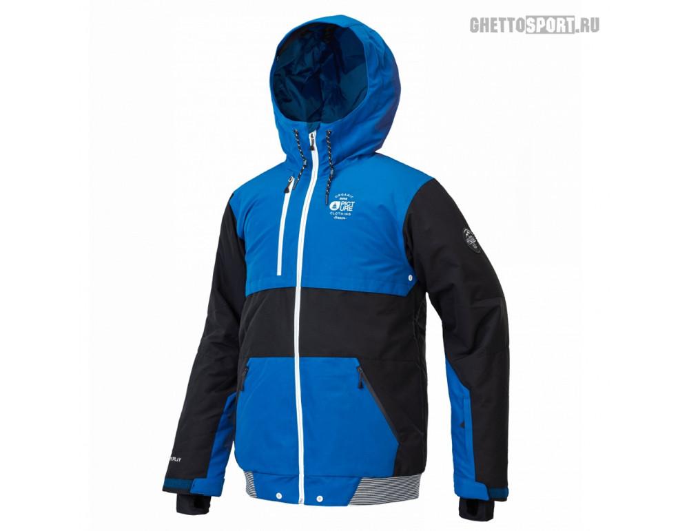 Куртка Picture Organic 2019 Panel Jkt Blue