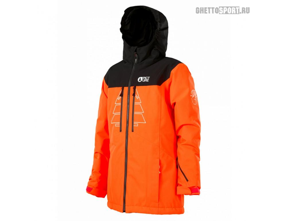 Куртка Picture Organic 2019 Proden Jkt Orange