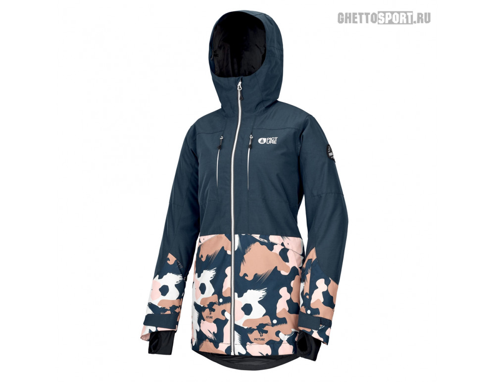 Куртка Picture Organic 2020 Apply Jkt Dark Blue M