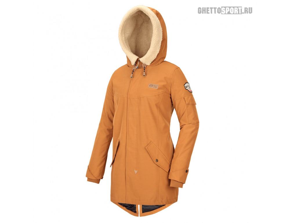 Куртка Picture Organic 2020 Camdem Jkt Camel